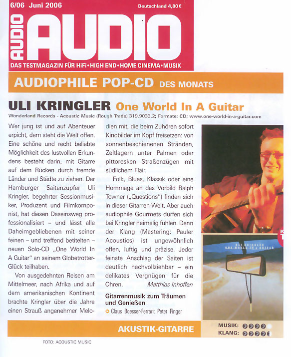 Audio Magazin